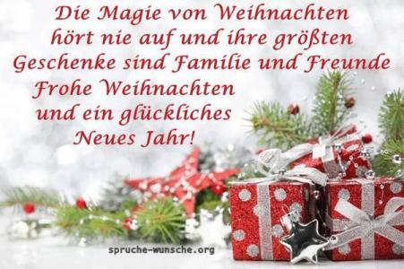 Frohe Weihnachten Familie.Frohe Weihnachten Und Einen Guten Rutsch Ins Neue Tv Klein